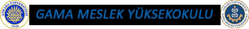 Ankara Üniversitesi Gama Meslek Yüksekokulu